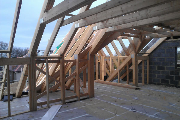 Room In The Roof Attic Trusses Crendon Timber Engineering