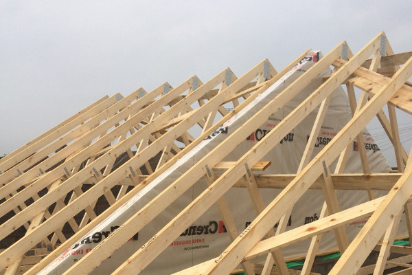 Spandrel And Gable Panels Crendon Timber Engineering