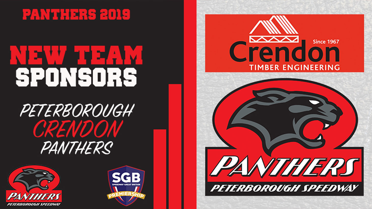 Crendon are Backing Panthers