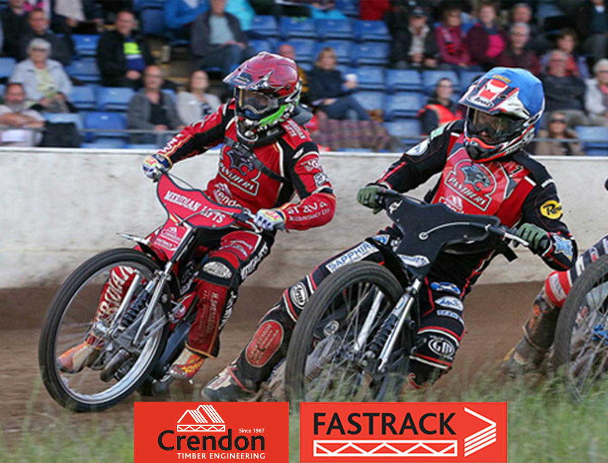 Another great win for the Crendon FASTRACK Peterborough Panthers last night 50-40 against Swindon