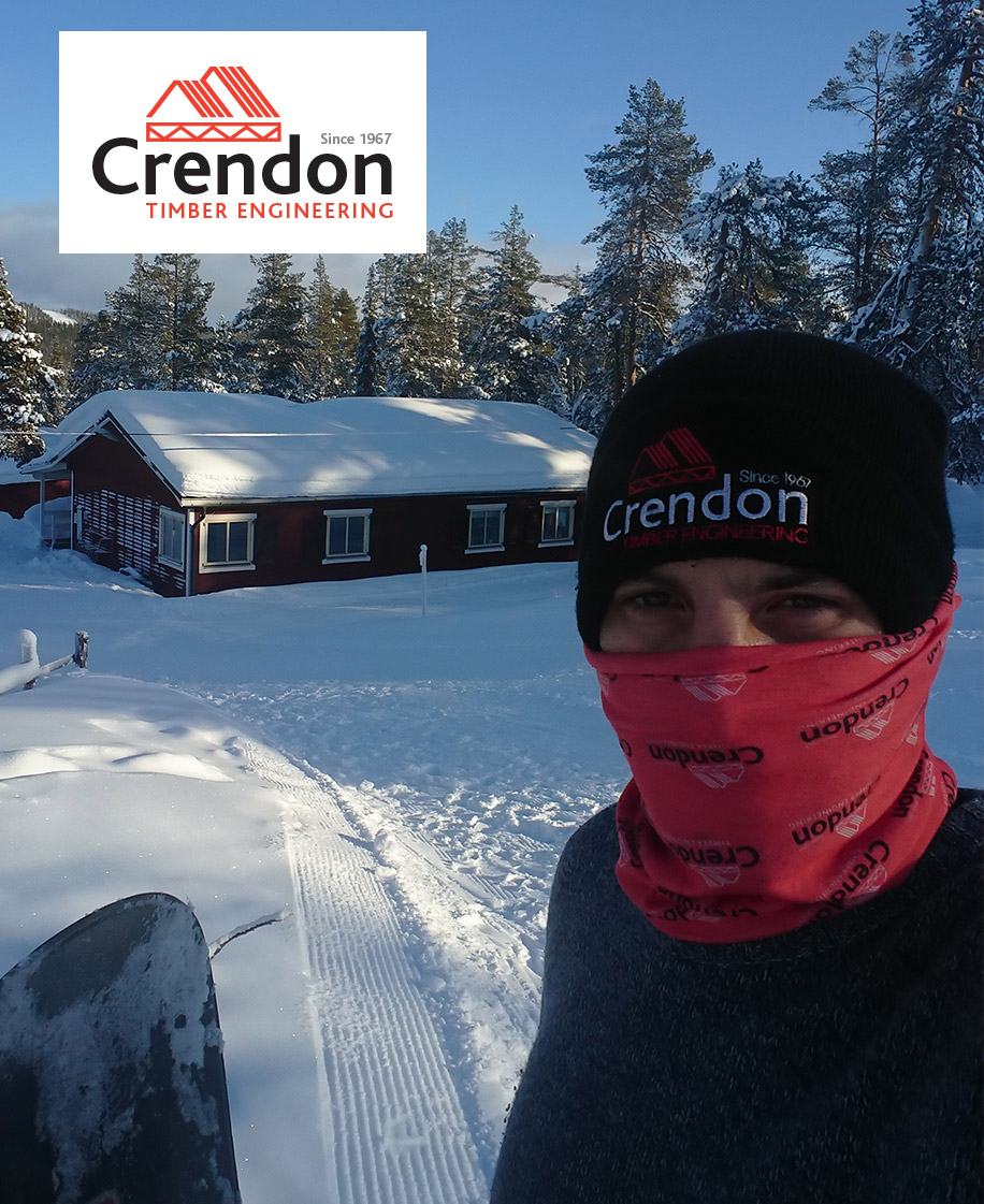 Crendon Beanie Hat and Snood
