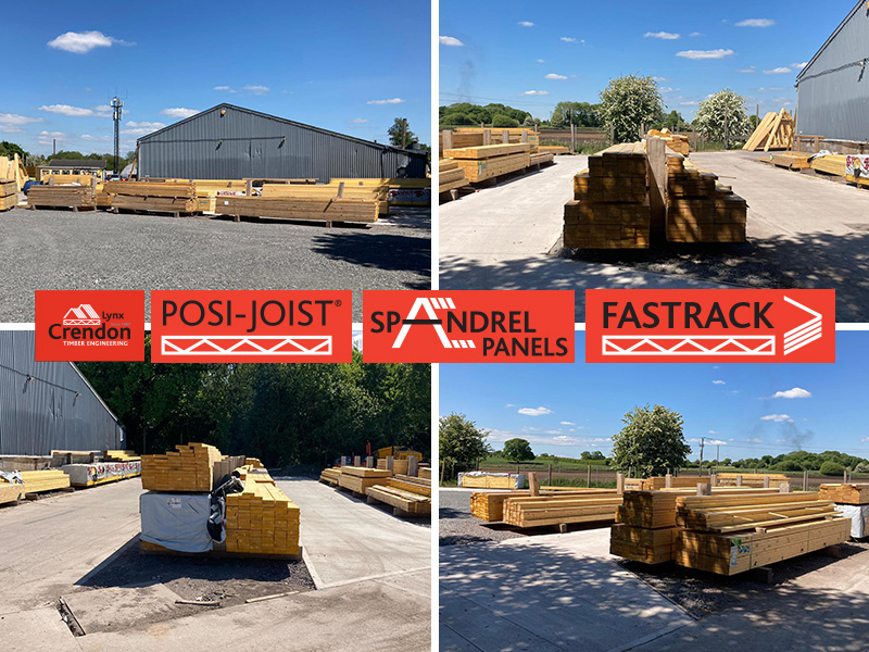 Additional Concrete Areas and Storage Yard Extension