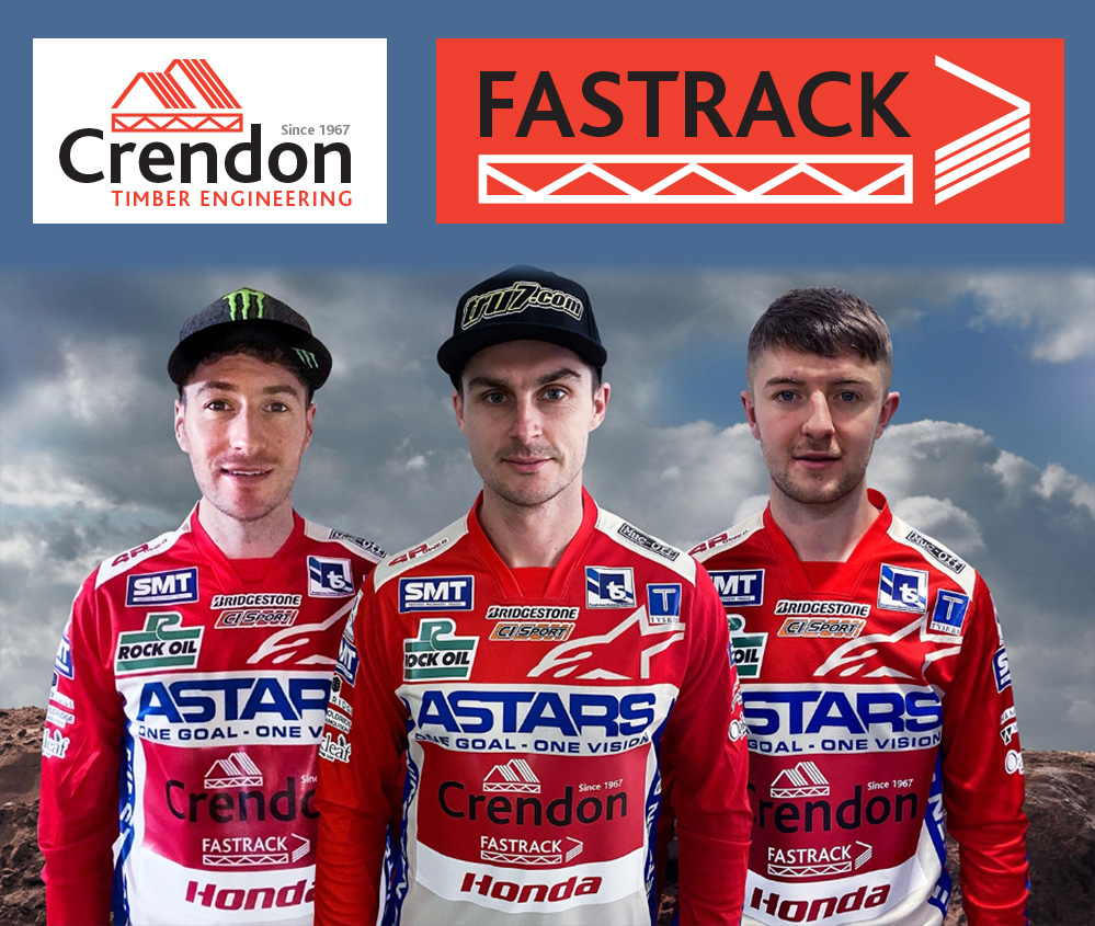 Introducing the Crendon Fastrack Honda team