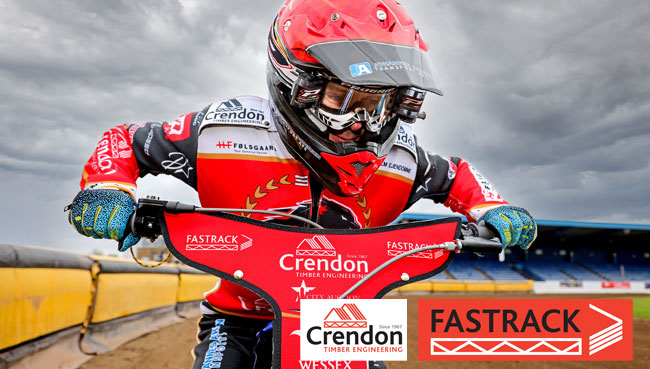 Fifth win in a row for the Crendon FASTRACK Peterborough Speedway Team