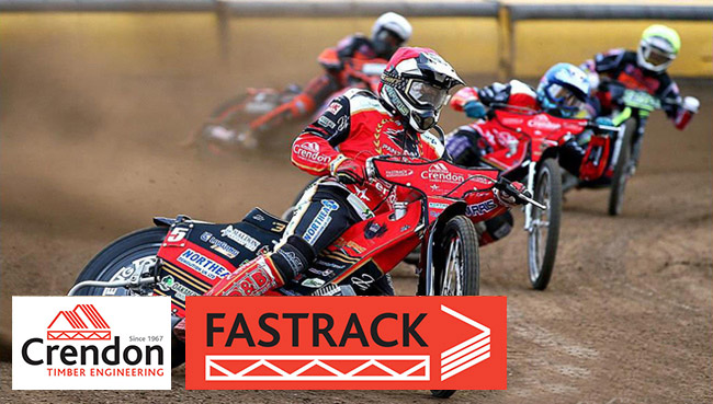 Three wins in a row for the Crendon FASTRACK Peterborough Team