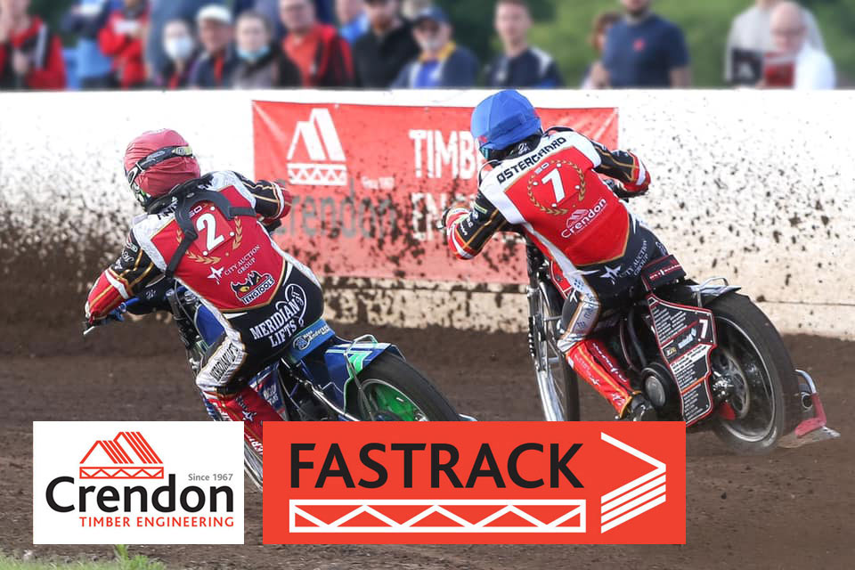 Crendon FASTRACK Peterborough Top of the League