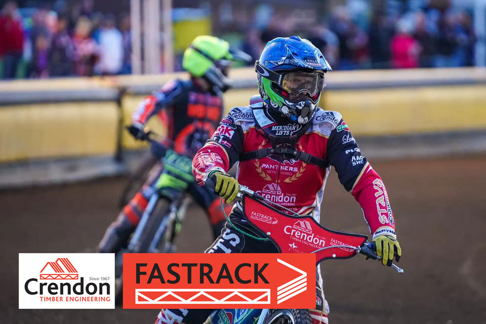 Crendon FASTRACK Peterborough are through to the end of season Play Offs with a fantastic 49 vs 41 win over Wolverhampton